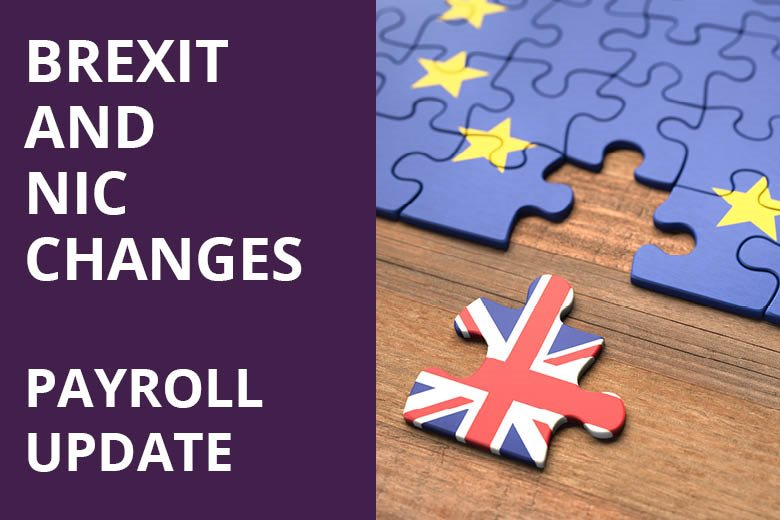 Payroll Update: Brexit & NIC Changes